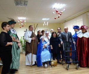 Spotkanie rodzin w ŚDS w Proszowicach