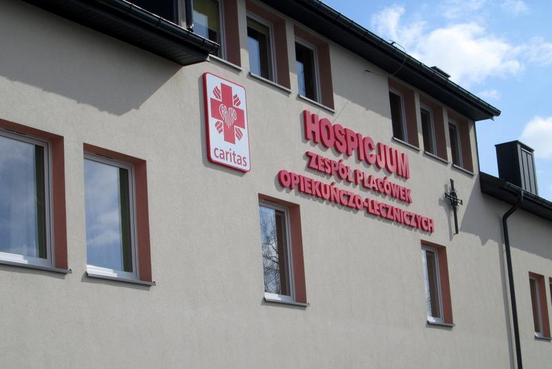 Modlitwa w kieleckim Hospicjum o oddalenie epidemii koronawirusa