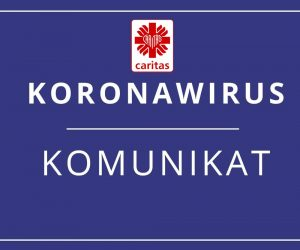 Komunikat w związku z epidemią koronawirusa