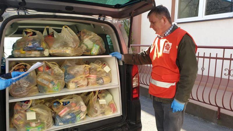 Pomoc potrzebującym w Proszowicach