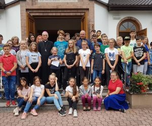 Dzieci z II turnusu kolonii wróciły do swoich domów