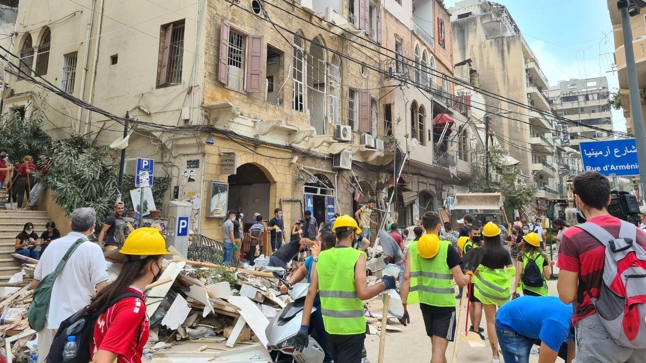 190 tysięcy zł na pomoc w Bejrucie