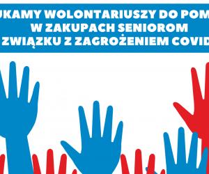 """Akcja """"Nie jesteś sam"""" trwa! Potrzebni nowi wolontariusze"""
