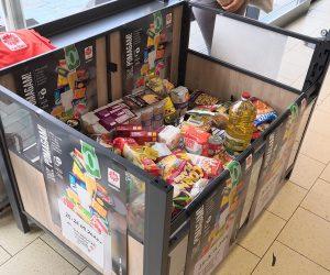 Ponad 3 tony żywności w jesiennej zbiórce