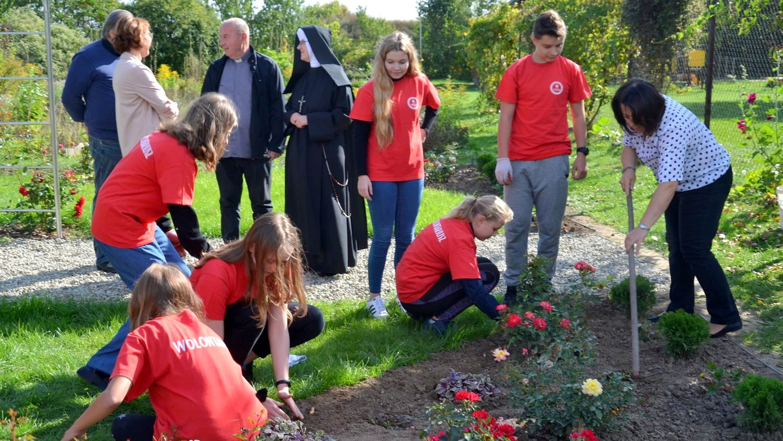 Szkolne Koła Caritas w realizacji projektów Laudato Si