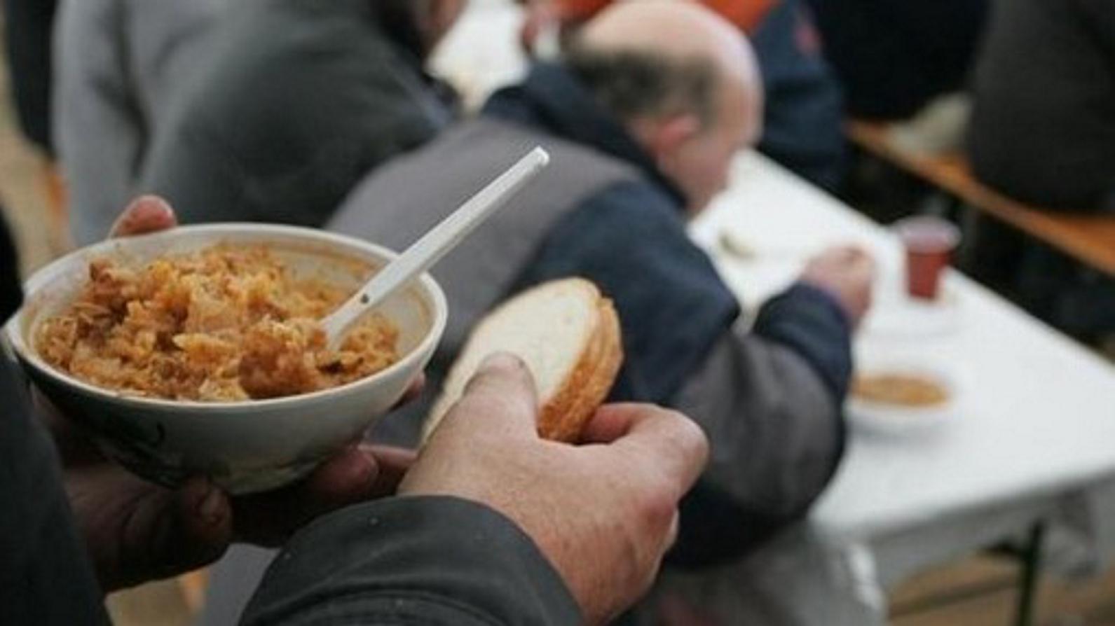 Spotkanie wigilijne dla bezdomnych w zmienionej formie