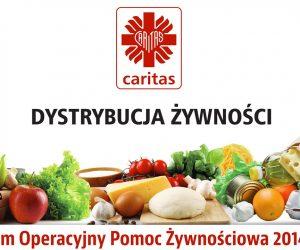 Rozpoczynamy kolejną edycję Programu Pomocy Żywnościowej