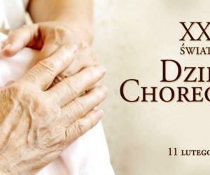 Obchody Dnia Chorego, by okazać naszą bliskość
