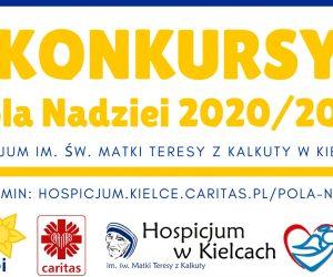Zapraszamy dzieci i młodzież do udziału w konkursach Pola Nadziei 2020/21