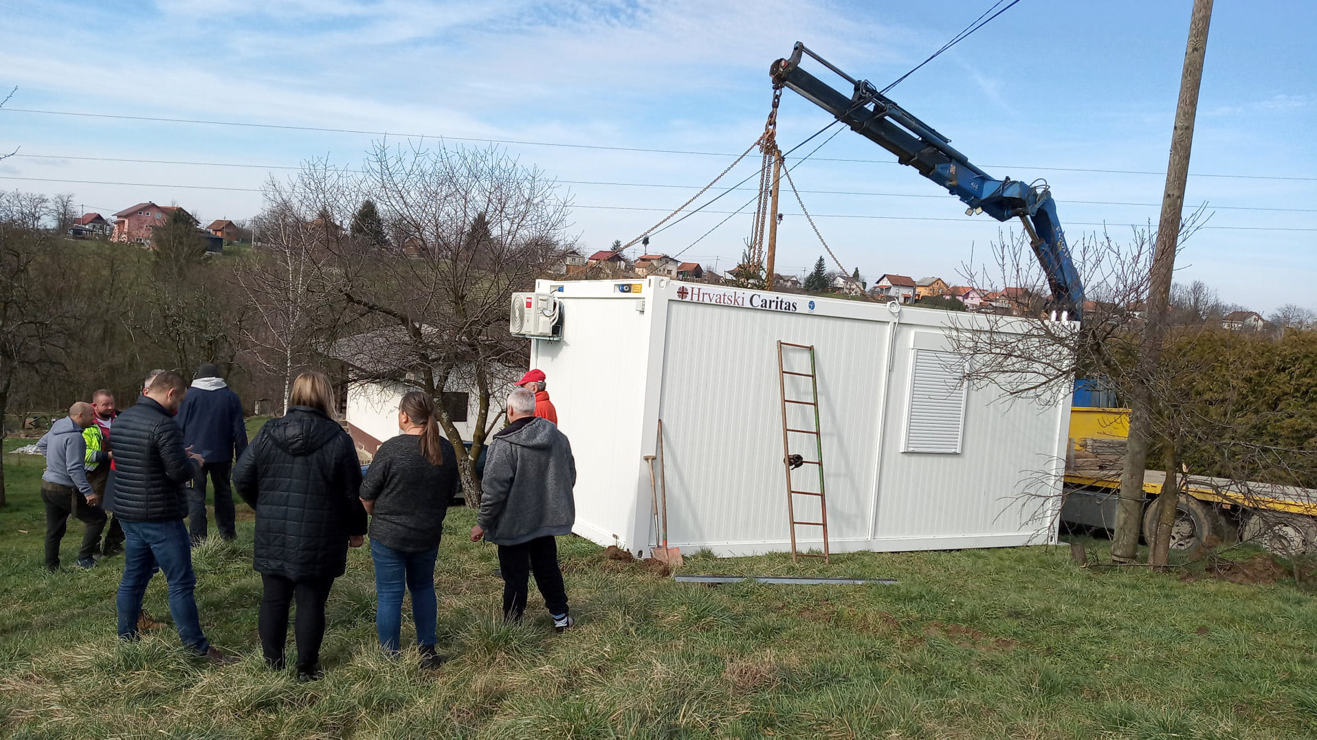 You are currently viewing Pomagamy Chorwatom poszkodowanym w trzęsieniu ziemi
