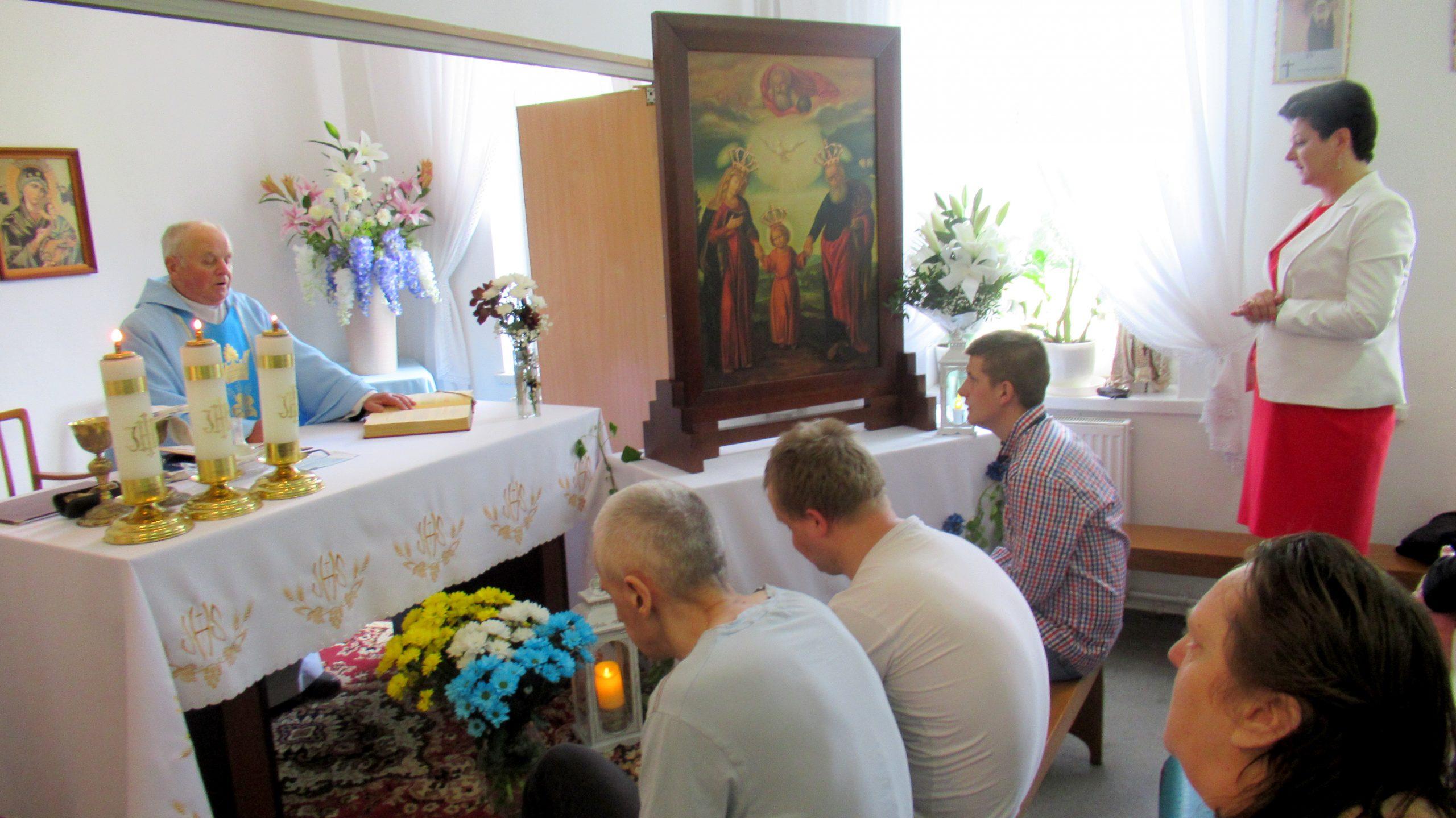 You are currently viewing Nawiedzenie Obrazu św. Józefa w Rudkach
