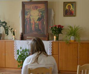 Nawiedzenie Obrazu Św. Józefa w Schronisku dla Kobiet