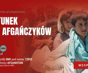 Pomoc dla Afgańczyków. Na co będą przeznaczone pieniądze ze zbiórki pod kościołami