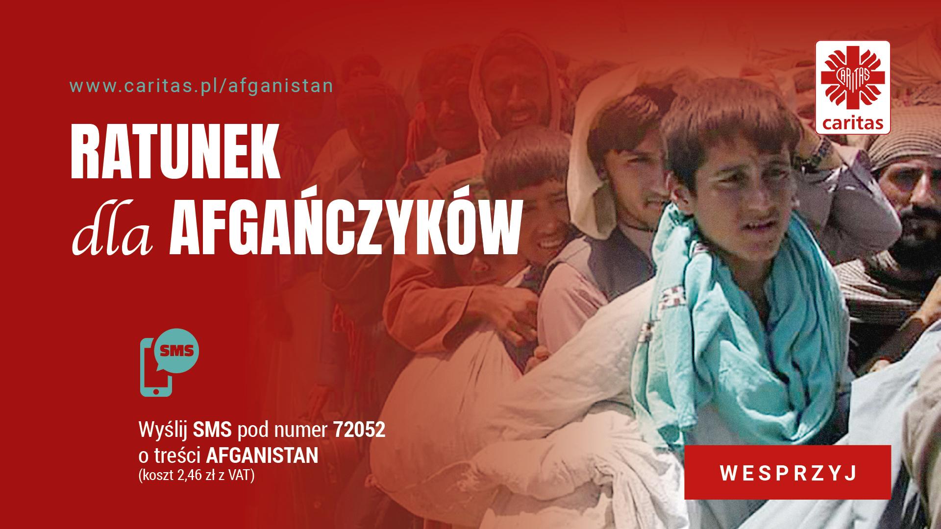 You are currently viewing Pomoc dla Afgańczyków. Na co będą przeznaczone pieniądze ze zbiórki pod kościołami