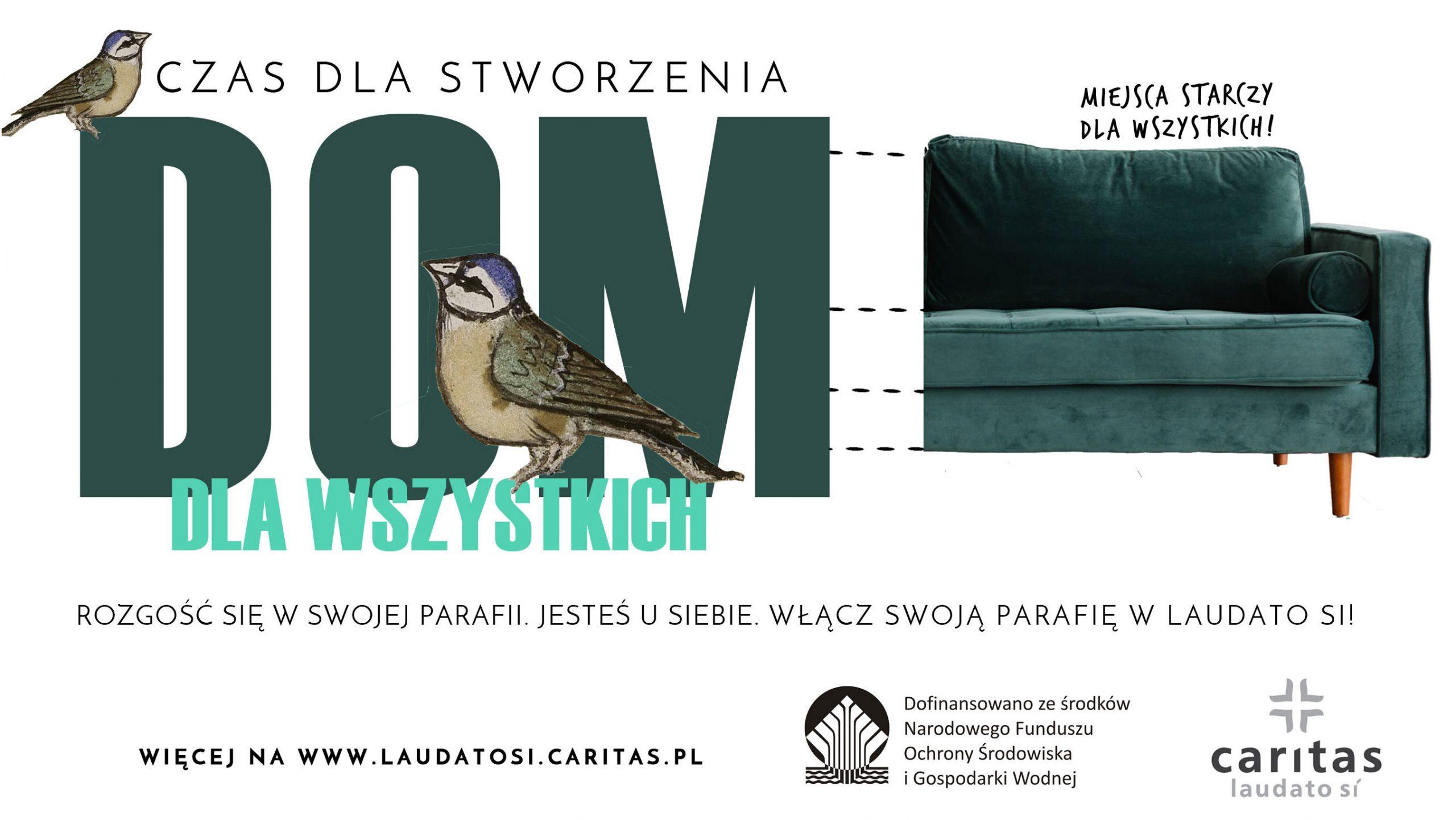 "Read more about the article Trwa ""Czas dla Stworzenia"""