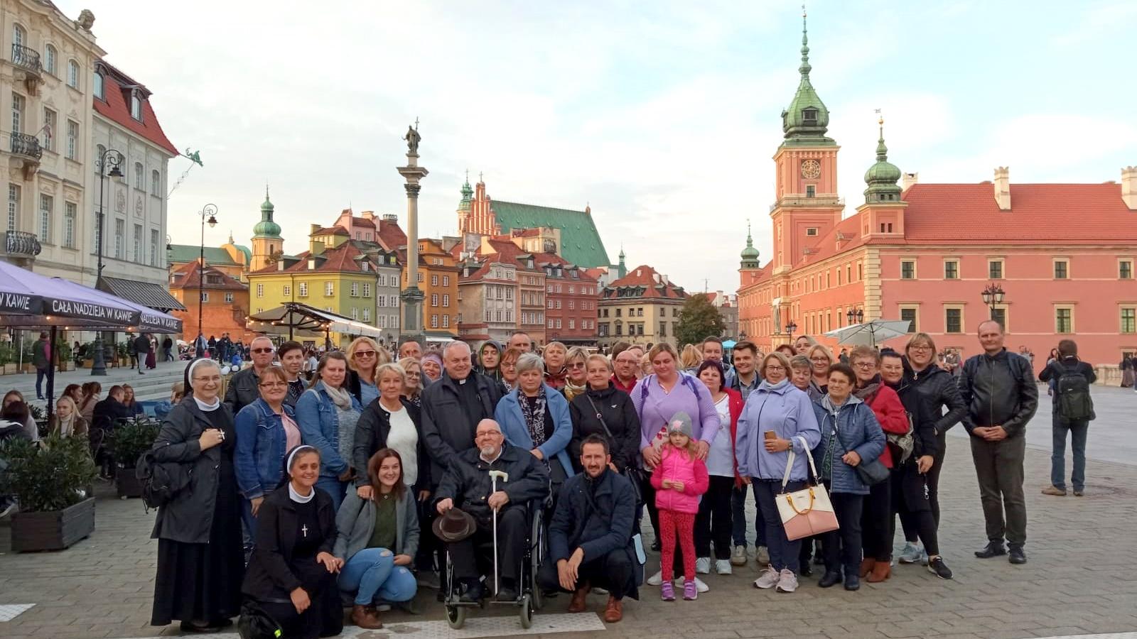 Read more about the article Pielgrzymka pracowników Caritas śladami nowych Błogosławionych