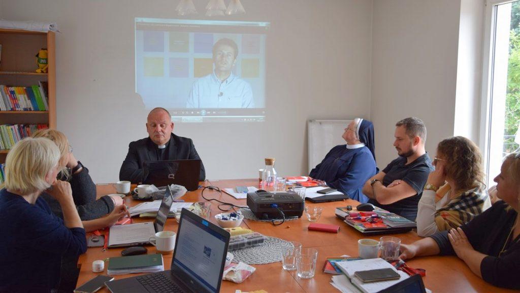 O rozwoju wolontariatu w regionie – rozmawiali w Jędrzejowie